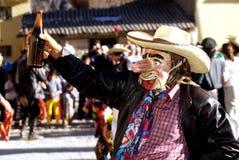 φεστιβάλ Περού στοκ φωτογραφία με δικαίωμα ελεύθερης χρήσης