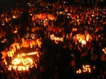 φεστιβάλ πληθών στοκ φωτογραφία