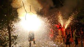 Φεστιβάλ πυροτεχνημάτων Στοκ εικόνα με δικαίωμα ελεύθερης χρήσης
