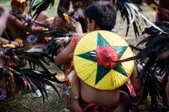 Φεστιβάλ 2017, πόλη Pasay, Φιλιππίνες Aliwan Στοκ φωτογραφίες με δικαίωμα ελεύθερης χρήσης