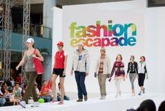 φεστιβάλ Σινγκαπούρη μόδας του 2008 Στοκ εικόνες με δικαίωμα ελεύθερης χρήσης
