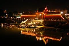 φεστιβάλ Ταϊλανδός Στοκ Εικόνα