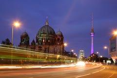 Φεστιβάλ του Βερολίνου των φω'των Στοκ εικόνα με δικαίωμα ελεύθερης χρήσης