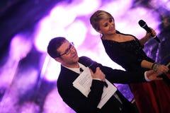 Φεστιβάλ του ιταλικού τραγουδιού, Sanremo 2013 Στοκ Φωτογραφίες