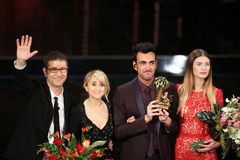 Φεστιβάλ του ιταλικού τραγουδιού, Sanremo 2013 Στοκ Εικόνα