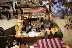 Φεστιβάλ τροφίμων κεντρικό mai Chiang φεστιβάλ Στοκ φωτογραφίες με δικαίωμα ελεύθερης χρήσης