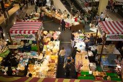Φεστιβάλ τροφίμων κεντρικό mai Chiang φεστιβάλ Στοκ Εικόνα