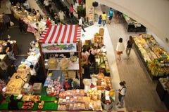 Φεστιβάλ τροφίμων κεντρικό mai Chiang φεστιβάλ Στοκ εικόνες με δικαίωμα ελεύθερης χρήσης