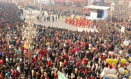 Φεστιβάλ φαναριών Στοκ Φωτογραφία