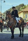 Φεστιβάλ Brasovului Junii, Brasov, Ρουμανία Στοκ Εικόνες
