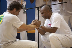 φεστιβάλ capoeira Στοκ Εικόνα