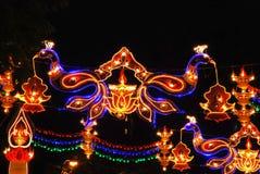 Φεστιβάλ Deepavali Diwali στοκ εικόνες