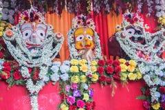 Φεστιβάλ jatra Rath - Λόρδος Jagannath που λατρεύεται στοκ εικόνα με δικαίωμα ελεύθερης χρήσης