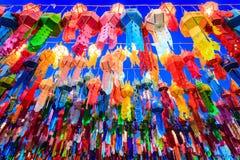 Φεστιβάλ Kratong Loi Στοκ φωτογραφία με δικαίωμα ελεύθερης χρήσης