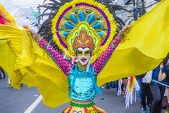 2018 φεστιβάλ Masskara στοκ εικόνες
