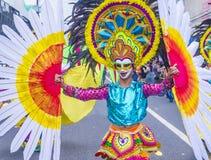 2018 φεστιβάλ Masskara στοκ φωτογραφίες με δικαίωμα ελεύθερης χρήσης