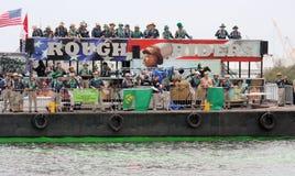 φεστιβάλ patricks ST ημέρας Στοκ Εικόνες