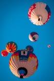 Φεστιβάλ αερόστατων Στοκ Εικόνα