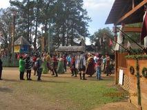 Φεστιβάλ αναγέννησης στοκ φωτογραφία με δικαίωμα ελεύθερης χρήσης