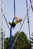 Φεστιβάλ θεάτρων οδών σε Doetinchem, οι Κάτω Χώρες την 1η Ιουλίου στοκ εικόνες