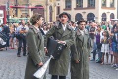 Φεστιβάλ θεάτρων οδών Στοκ εικόνες με δικαίωμα ελεύθερης χρήσης