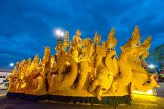 Φεστιβάλ κεριών Στοκ Εικόνες