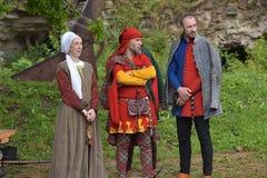 Φεστιβάλ Μεσαιώνων Στοκ εικόνα με δικαίωμα ελεύθερης χρήσης