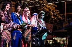Φεστιβάλ μουσικής και ποίησης Στοκ εικόνες με δικαίωμα ελεύθερης χρήσης