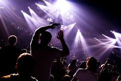 Φεστιβάλ μουσικής στοκ φωτογραφία με δικαίωμα ελεύθερης χρήσης