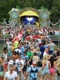 Φεστιβάλ ονείρου Στοκ φωτογραφία με δικαίωμα ελεύθερης χρήσης