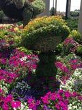 Φεστιβάλ λουλουδιών και κήπων Στοκ Εικόνα
