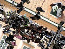 Φεστιβάλ παπουτσιών Στοκ Εικόνα