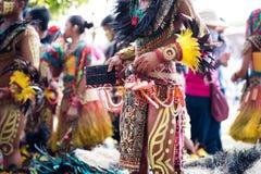 Φεστιβάλ 2017, πόλη Pasay, Φιλιππίνες Aliwan Στοκ εικόνες με δικαίωμα ελεύθερης χρήσης
