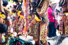 Φεστιβάλ 2017, πόλη Pasay, Φιλιππίνες Aliwan Στοκ εικόνα με δικαίωμα ελεύθερης χρήσης
