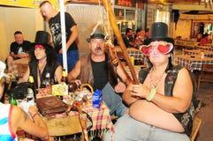 Φεστιβάλ σαλπίγγων Guca Στοκ Φωτογραφία