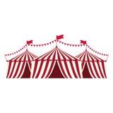 Φεστιβάλ σκηνών τσίρκων Στοκ Εικόνα