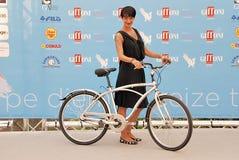 Φεστιβάλ 2015 ταινιών Al Giffoni της Ασίας Argento Στοκ Εικόνα