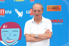 Φεστιβάλ 2013 ταινιών Al Giffoni του Dario Argento Στοκ Εικόνα