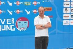 Φεστιβάλ 2013 ταινιών Al Giffoni του Dario Argento Στοκ εικόνα με δικαίωμα ελεύθερης χρήσης