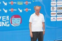 Φεστιβάλ 2013 ταινιών Al Giffoni του Dario Argento Στοκ εικόνες με δικαίωμα ελεύθερης χρήσης