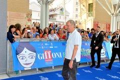 Φεστιβάλ 2013 ταινιών Al Giffoni του Dario Argento Στοκ φωτογραφίες με δικαίωμα ελεύθερης χρήσης