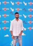 Φεστιβάλ 2014 ταινιών Al Giffoni του Francesco Arca Στοκ εικόνες με δικαίωμα ελεύθερης χρήσης
