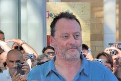 Φεστιβάλ 2012 ταινιών Al Giffoni του Jean Reno Στοκ εικόνα με δικαίωμα ελεύθερης χρήσης
