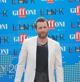 Φεστιβάλ 2011 ταινιών Al Giffoni Jovanotti Στοκ φωτογραφίες με δικαίωμα ελεύθερης χρήσης