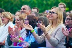 Φεστιβάλ της Jazz Usadba Στοκ εικόνες με δικαίωμα ελεύθερης χρήσης