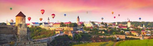 Φεστιβάλ των μπαλονιών αέρα Στοκ Φωτογραφίες