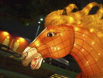 2014 φεστιβάλ φαναριών της Ταϊπέι Στοκ Εικόνες
