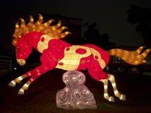 2014 φεστιβάλ φαναριών της Ταϊπέι Στοκ Φωτογραφίες