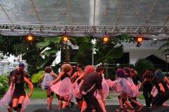 Φεστιβάλ χορού Bahia στοκ φωτογραφία