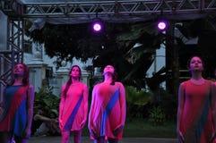 Φεστιβάλ χορού Bahia στοκ φωτογραφία με δικαίωμα ελεύθερης χρήσης